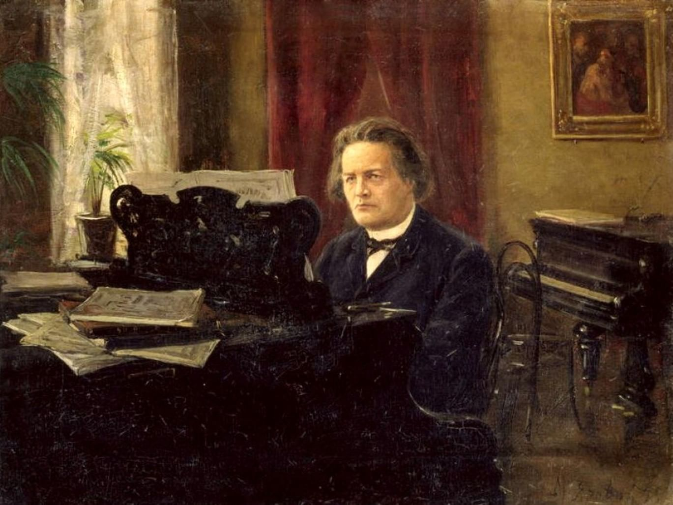 Антон Рубинштейн. Галерея 1