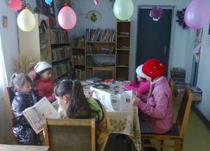 Орлянская сельская библиотека