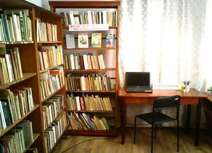 Дубкинская сельская библиотека-филиал № 21