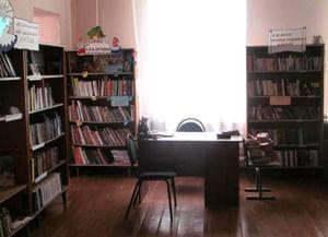 Краснолесская сельская библиотека-филиал № 31