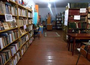 Верхнекургановская сельская библиотека-филиал № 19