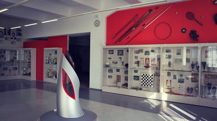 Музей Олимпийской славы