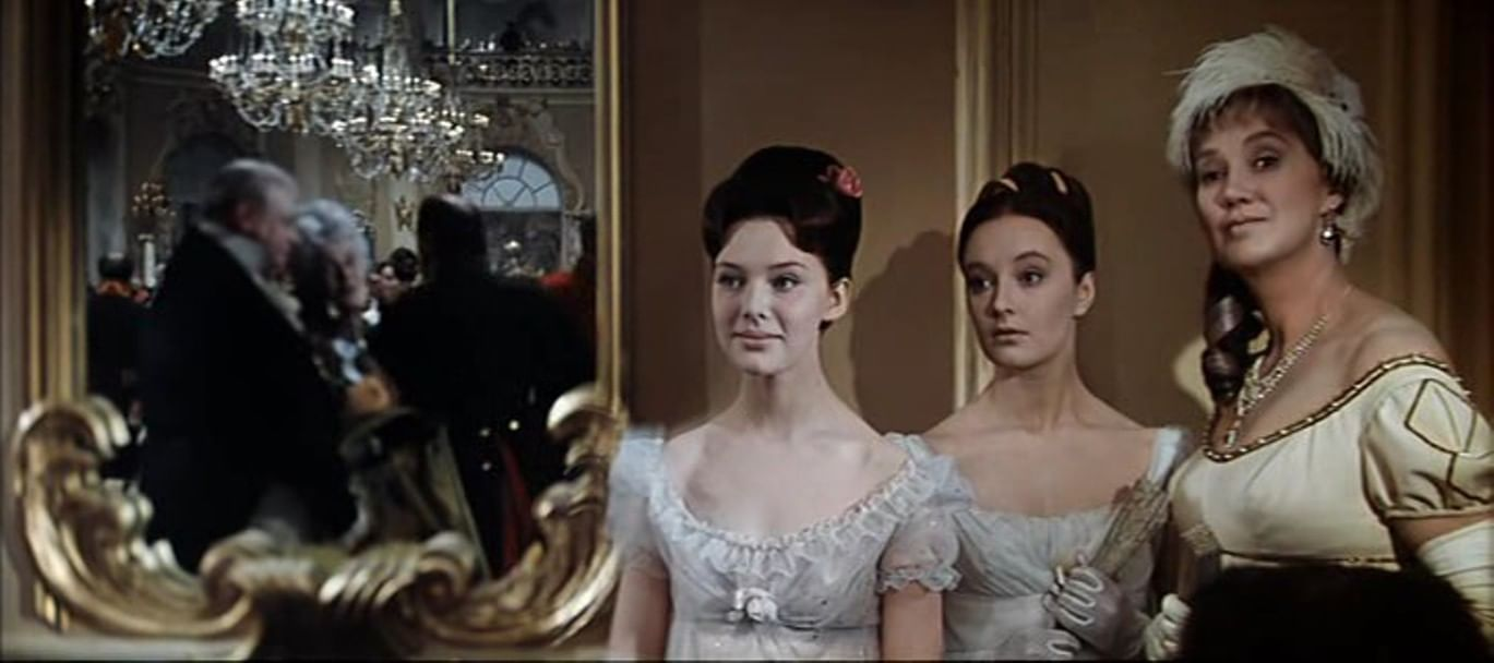 Наш ответ Джейн Остин: сестры в русской классике. Галерея 3. Лев Толстой