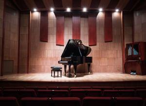Камерный зал Московской филармонии