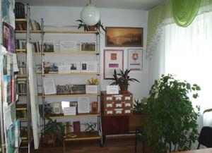 Сизовская сельская библиотека