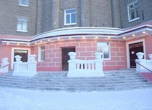 Центральная городская библиотека имени А. М. Горького