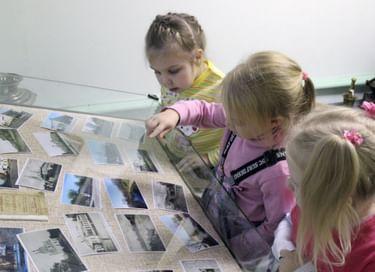 Цикл музейных занятий «Лужский край – вчера, сегодня, завтра»