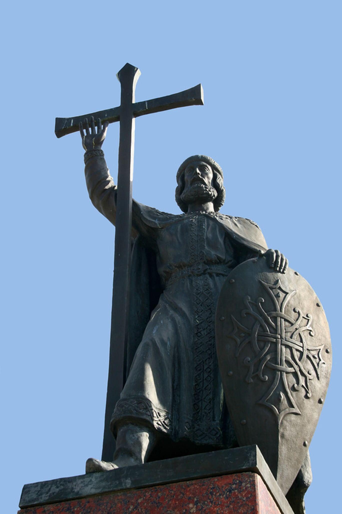 Князь Владимир в русском искусстве. Галерея 7