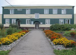 Терентьевская сельская библиотека-филиал № 27