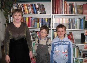 Библиотека-филиал № 13 с. Новоандреевка