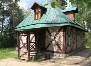 Музей-заповедник В. Д. Поленова. Адмиралтейство