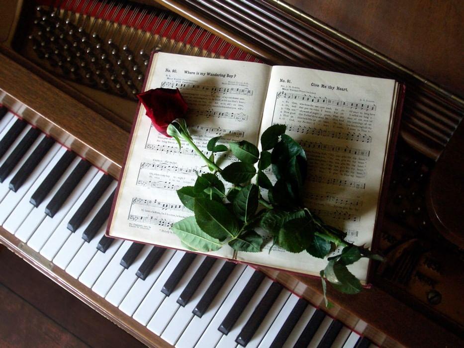 Картинки, открытка на день пианиста
