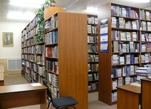 Городская библиотека г. Данилов