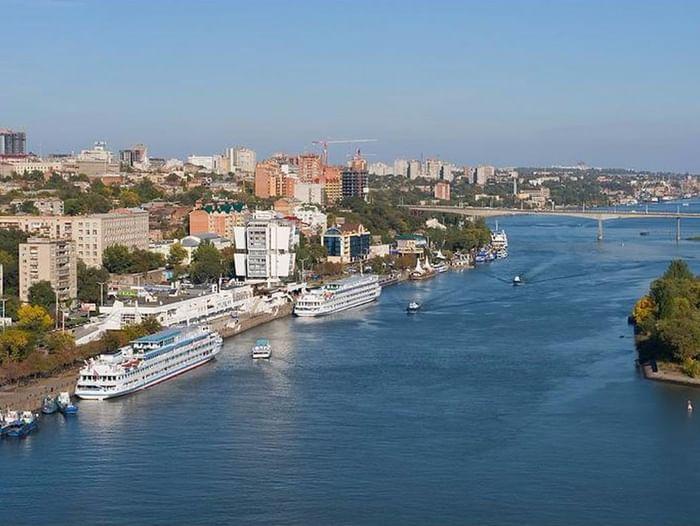Культурный гид поРостову-на-Дону