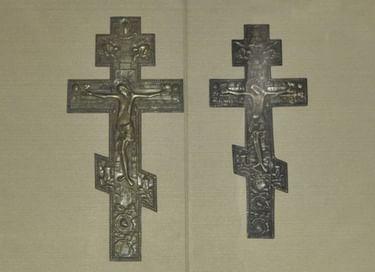Экспозиция «Образ святой, литой, старинный»