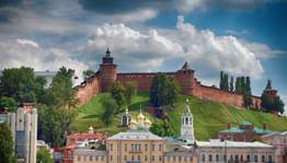Культурный гид по Нижнему Новгороду
