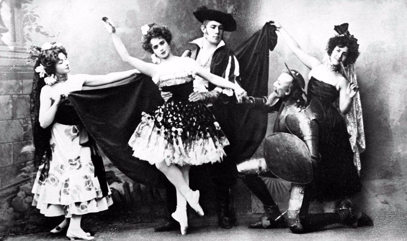 Знаменитые русские балеты. Топ 5. Галерея 1. Дон Кихот