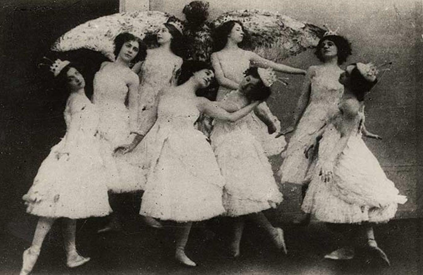 Знаменитые русские балеты. Топ 5. Галерея 2. Лебединое озеро