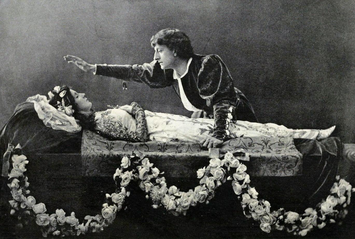 Знаменитые русские балеты. Топ 5. Галерея 4. Ромео и Джульетта