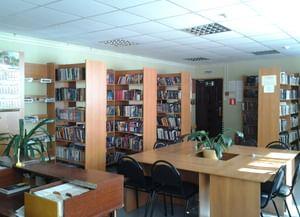 Библиотека-филиал № 4 н.п. Коашва