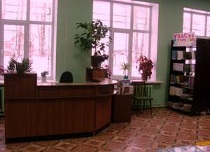 Детская библиотека г. Любим