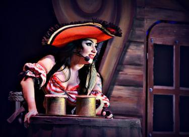 Музыкальная сказка «Пиратский праздник – Новый год!»