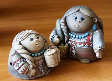 Выставка «Байкальская керамика»