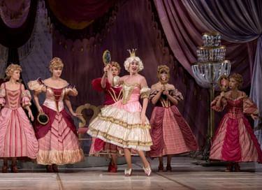 Опера-сказка «Двенадцать месяцев»