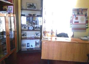 Денисовская сельская библиотека-филиал № 57