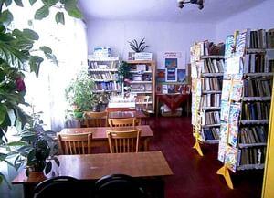 Лекарственская сельская библиотека-филиал № 32