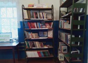 Заречненская сельская библиотека-филиал № 23