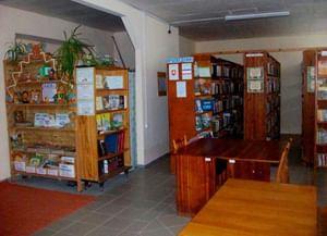 Кизиловская сельская библиотека-филиал № 54