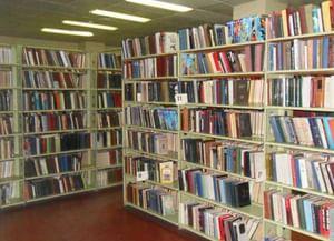 Желтокаменская сельская библиотека