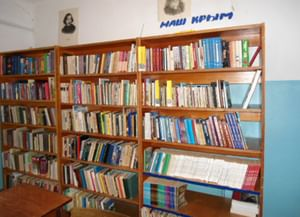 Красненская сельская библиотека-филиал № 29