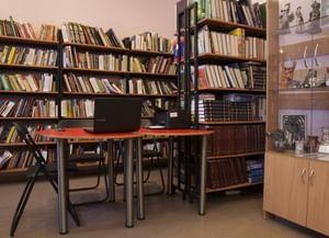 Библиотека «Левашовская»