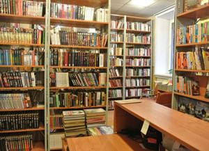 Библиотека-филиал ЦРБ «В Озерках» г. Санкт-Петербург