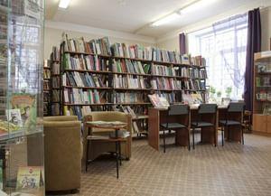 Библиотека «Парголовская»