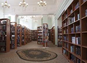 Библиотека «Удельнинская»