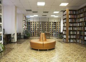 Центральная районная библиотека «В Озерках»