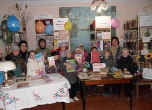 Охотниковская сельская библиотека