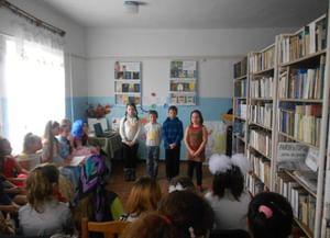 Рунненская сельская библиотека