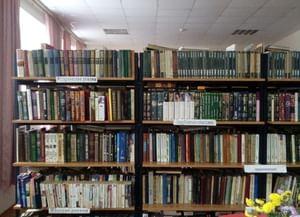 Модельная библиотека п. Елань-Коленовский