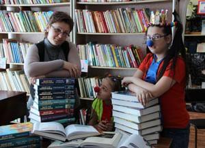 Крутоярская сельская библиотека № 24