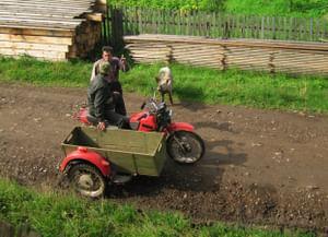 Договор в обычном праве современной деревни России
