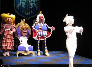 Спектакль «Щелкунчик и Мышиный король»