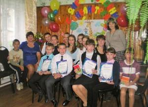 Детская библиотека пгт Сонково