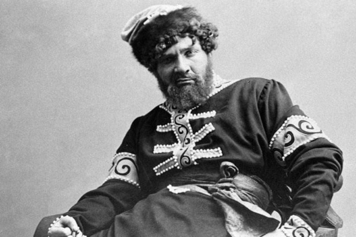 Фёдор Шаляпин: робкий великан, ставивший в тупик королей. Галерея 2