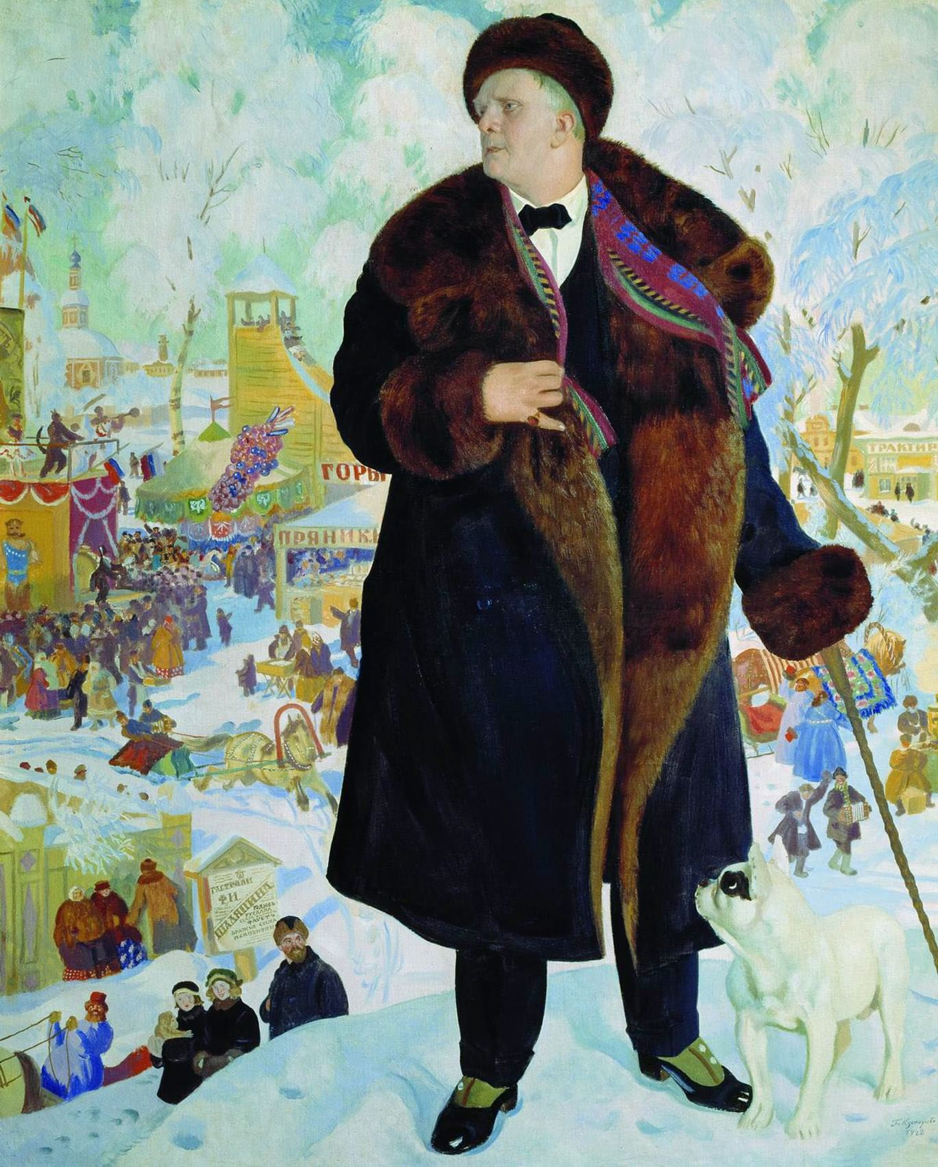 Фёдор Шаляпин: робкий великан, ставивший в тупик королей. Галерея 3