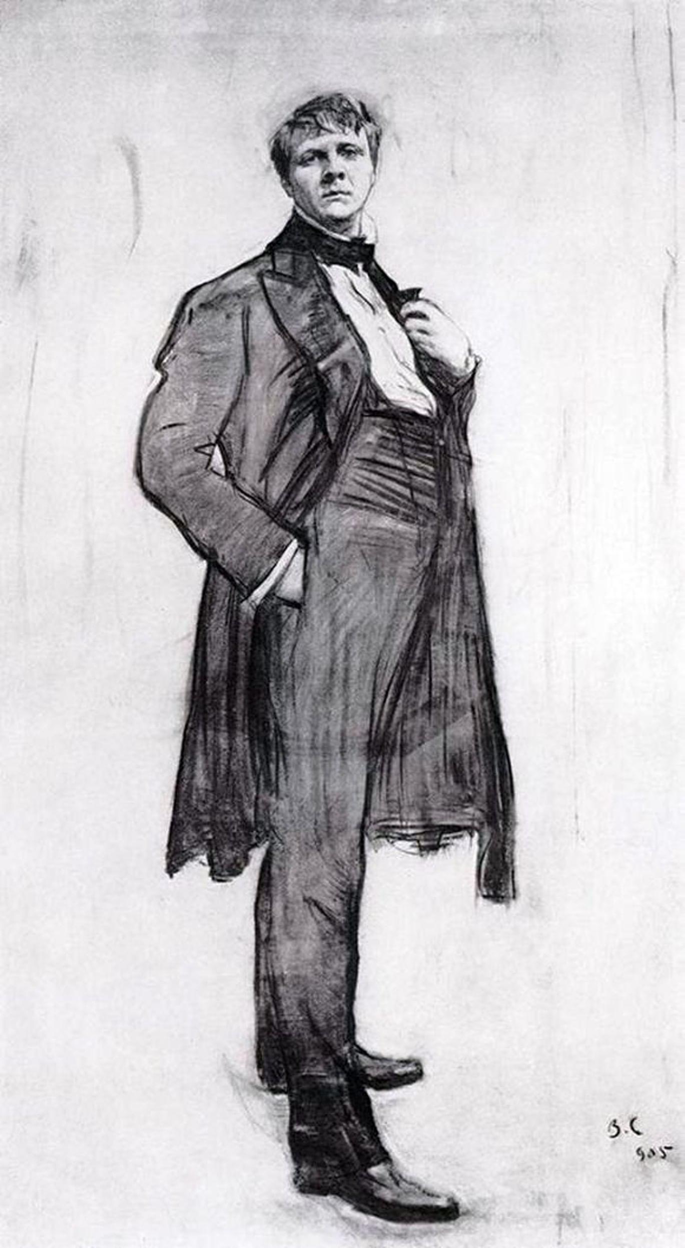 Фёдор Шаляпин: робкий великан, ставивший в тупик королей. Галерея 4