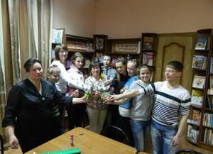 Смышляевская сельская библиотека-филиал № 25
